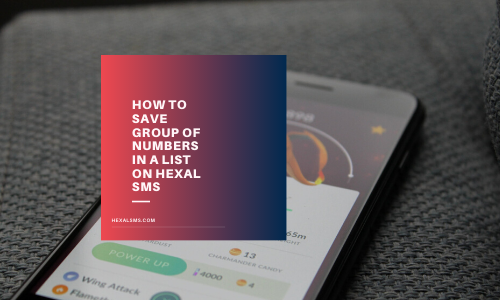 Hexal SMS Numbers